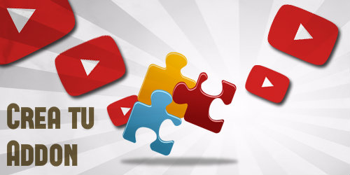 Crea un Addon en KODI con canales de Youtube