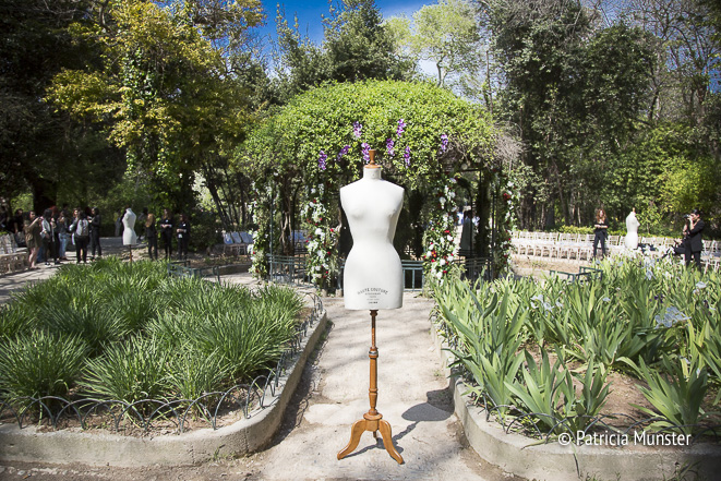 Marrieta Drosopoulou Flower Decoration at National Garden of Athens