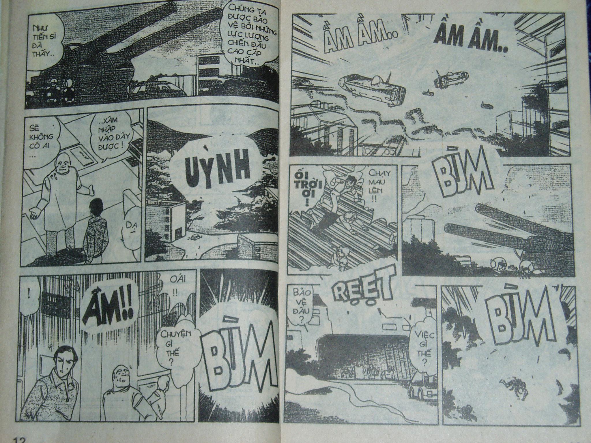 Siêu nhân Locke vol 14 trang 6