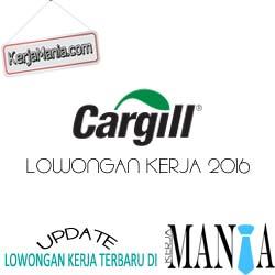 Lowongan Kerja Cargill Indonesia 2016