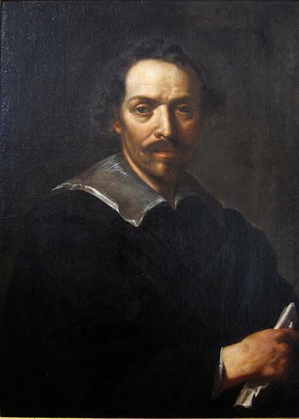 Pietro da Cortona, Self Portrait, Portraits of Painters, Fine arts