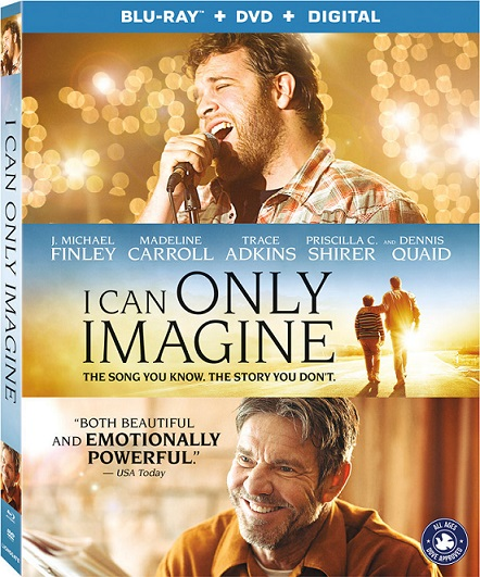 I Can Only Imagine (Si solo pudiera imaginar) (2018) 720p y 1080p BDRip mkv Dual Audio AC3 5.1 ch