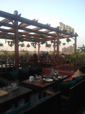 Themis Barbecue House, Netaji Subash Place, New Delhi Review