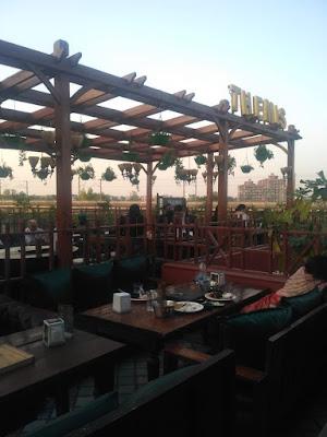 Themis Barbecue House, Netaji Subash Place, New Delhi Review