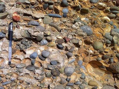 Proses Terbentuknya Batuan Sedimen Konglomerat