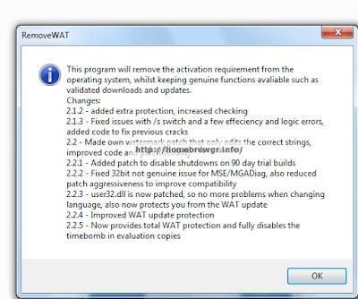 Πως να απενεργοποιήσετε εύκολα το activation των Windows 7 2