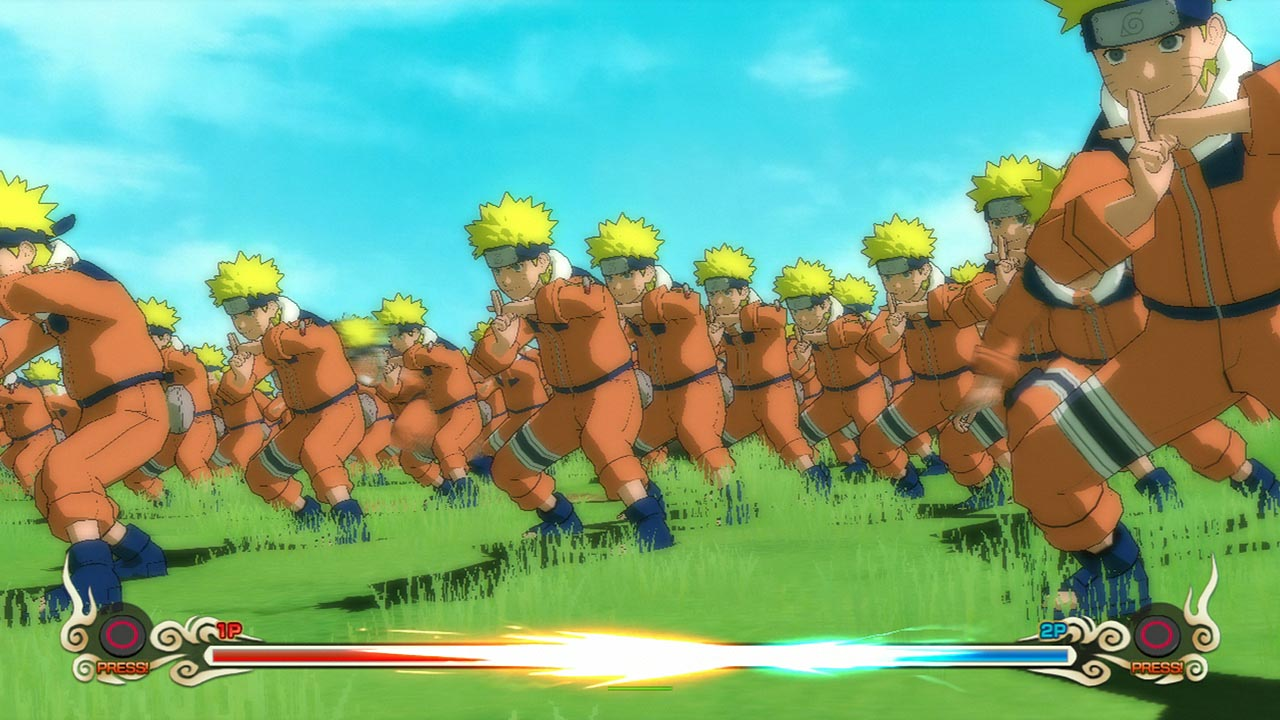 NARUTO: Ultimate Ninja STORM - CODEX Full Crack