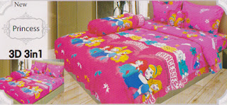 Sprei Lady Rose Princess
