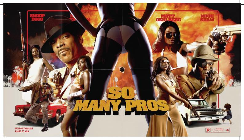 Snoop Dogg - So Many Pros | Offizielles Musikvideo