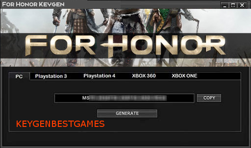 crack of for honor