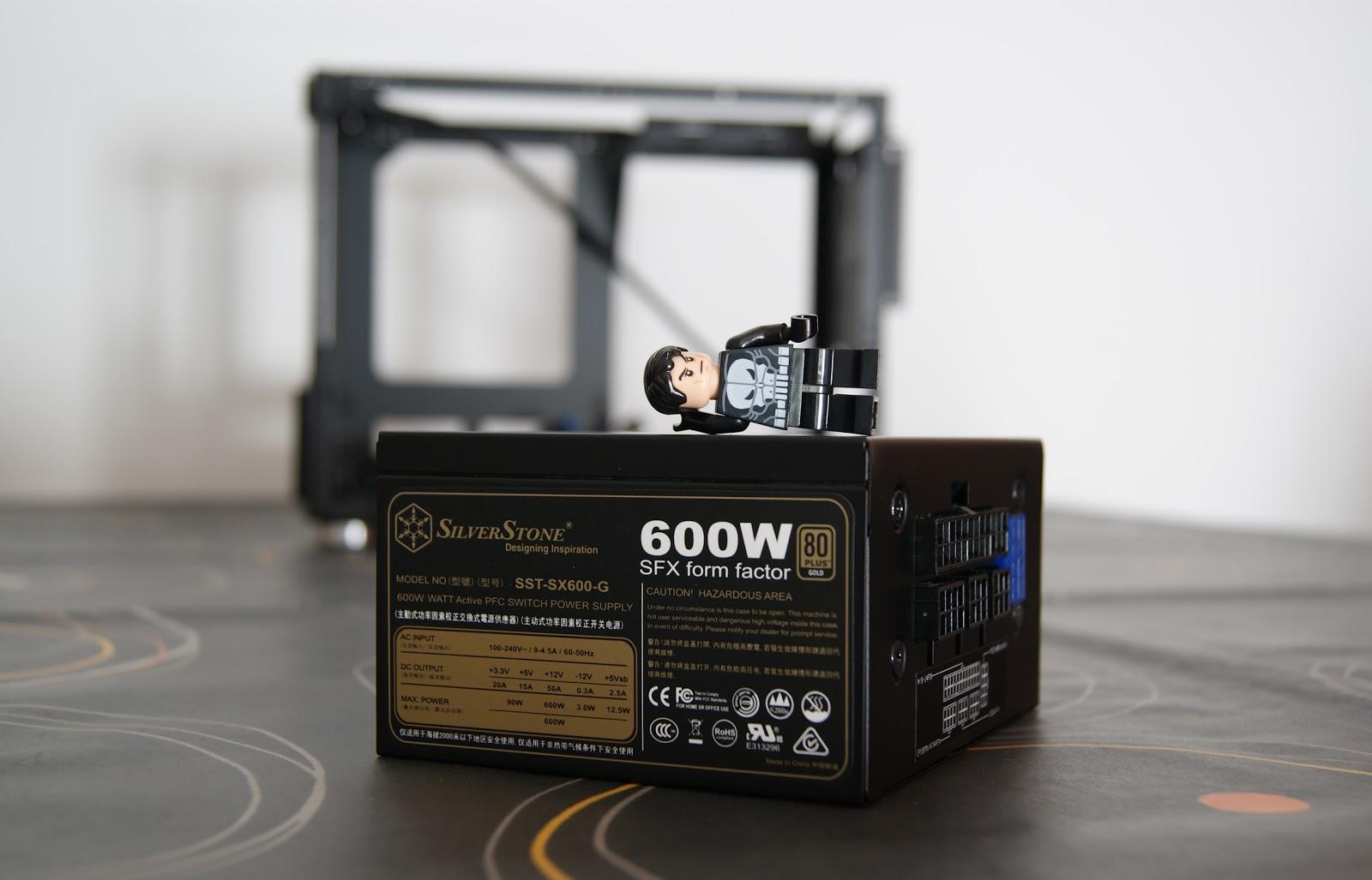 SilverStone SX600-G SFX - Minimax3 by dPunisher