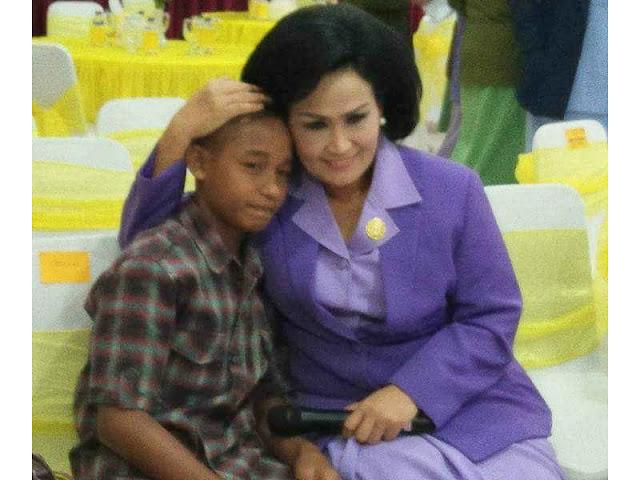 Nanny Hadi Tjahjanto Undang Muhamad Reza Mangar