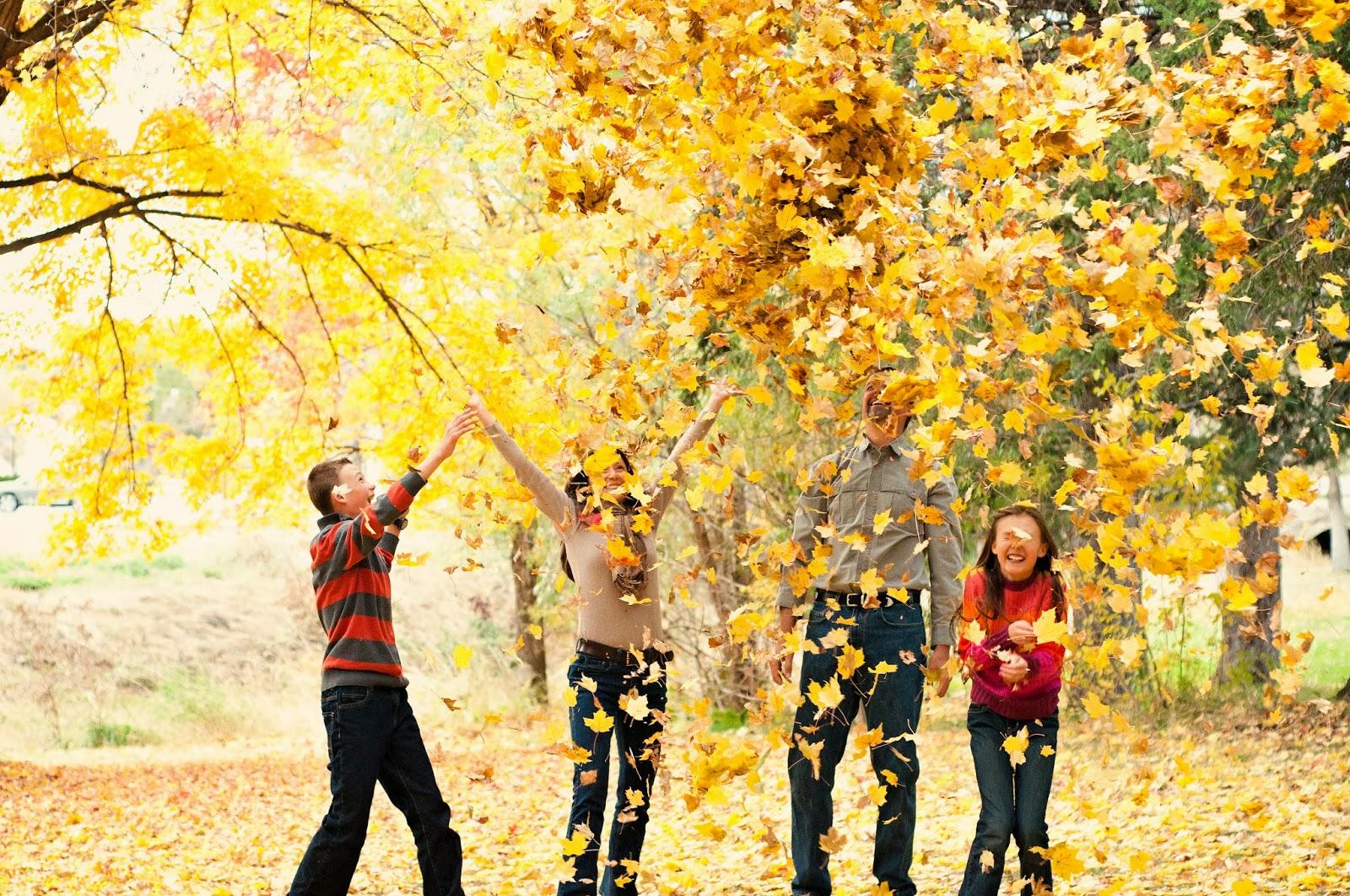 Fall Family Portraits The Smith Family Bozeman Family
