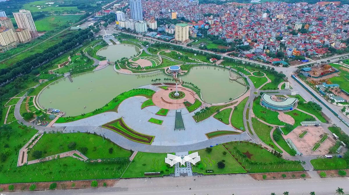 Giảm áp lực của các khu đô thị tại thủ đô Hà Nội