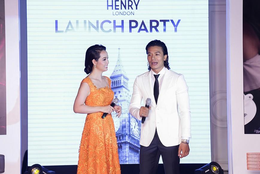 Diễn viên Hiếu Nguyễn chia sẻ bí quyết lựa chọn đồng hồ đẳng cấp Henry London
