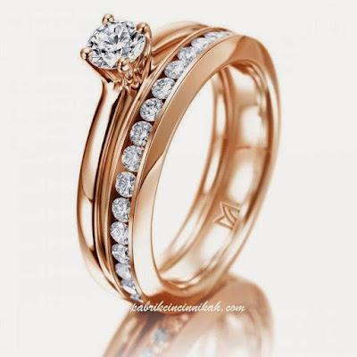 cincin tunangan abadi selamanya