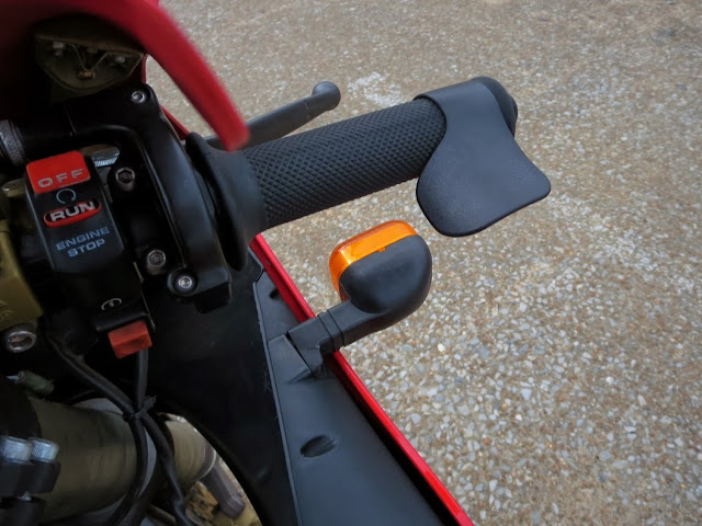 Ducati 916 Motorcycle Throttle Rocker