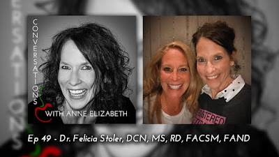 Conversations with Anne Elizabeth Podcast with Dr. Felicia Stoler