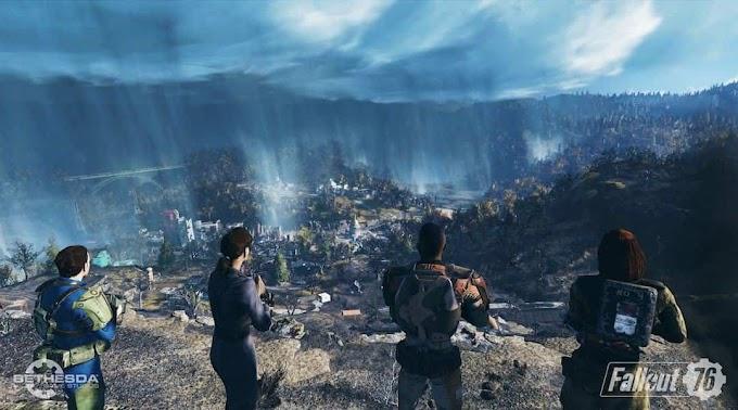 Как играть с друзьями в Fallout 76