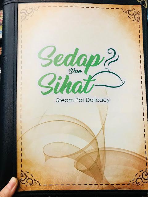 Sedap Dan Sihat Steam Pot Delicacy