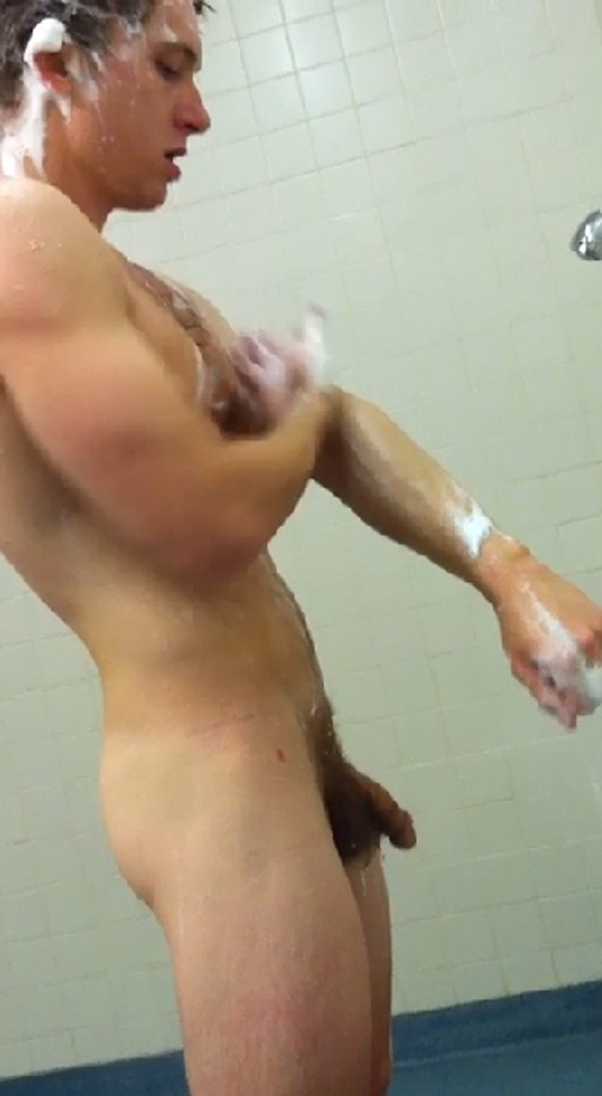 Are mistaken. naked straight men shower
