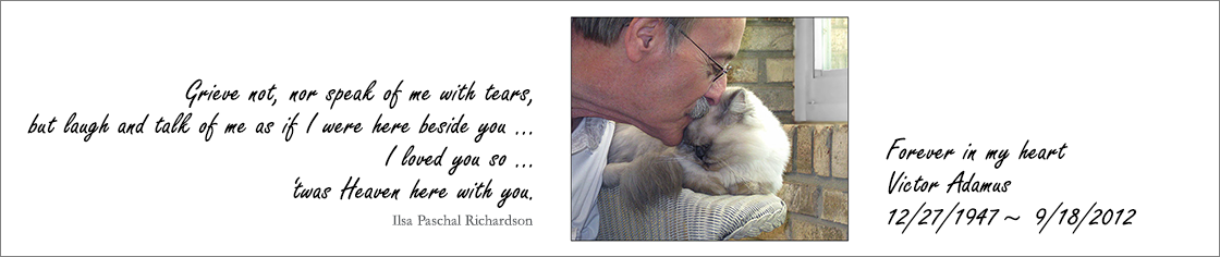 Click image to visit a special page in memory of ~