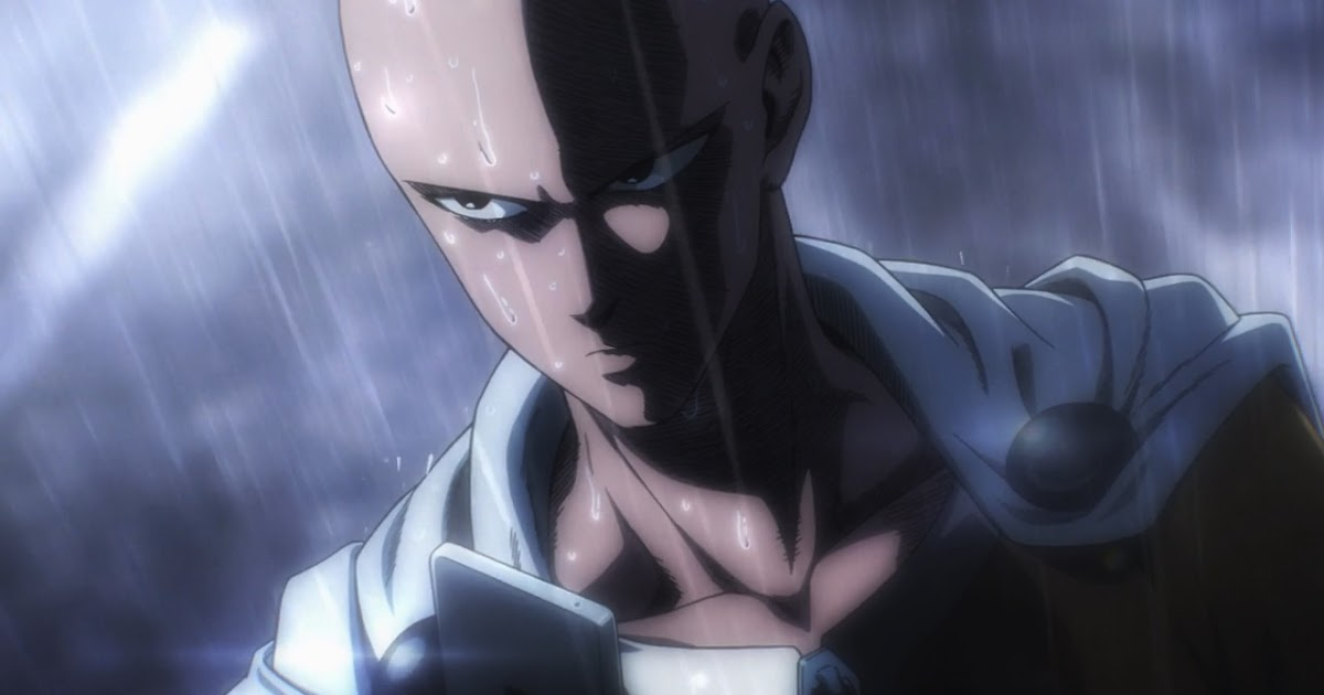My Shiny Toy Robots: Anime REVIEW: One Punch Man