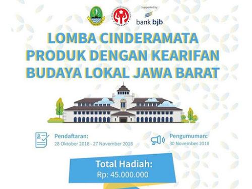 Lomba cenderamata Jawa Barat