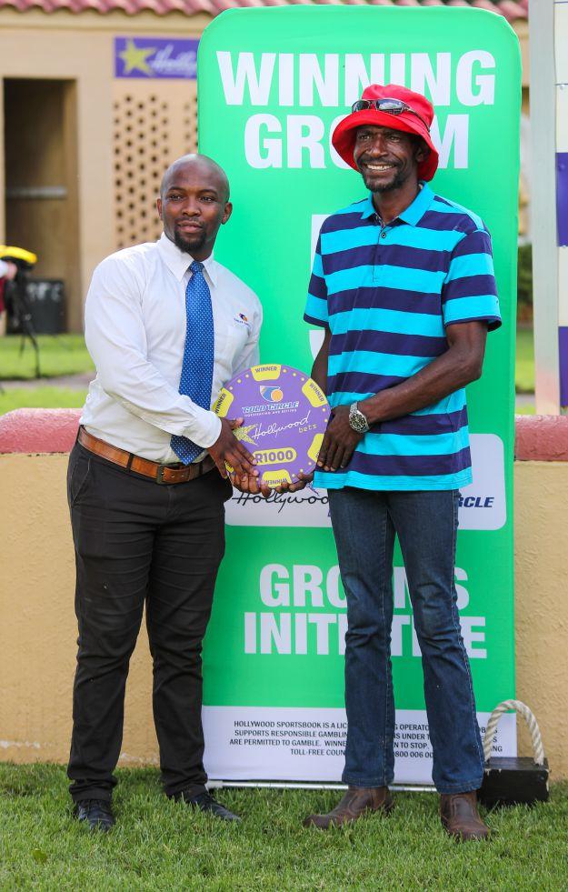 20200126 - Race 7 - Terence Masimbe - REBEL'S CHAMP