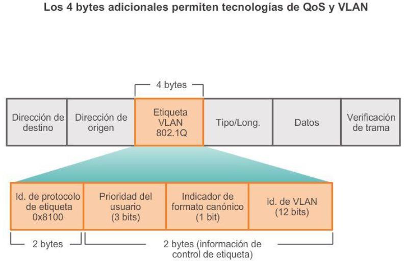 Ingeniería Systems: Introducción y tamaño de la trama de Ethernet ...