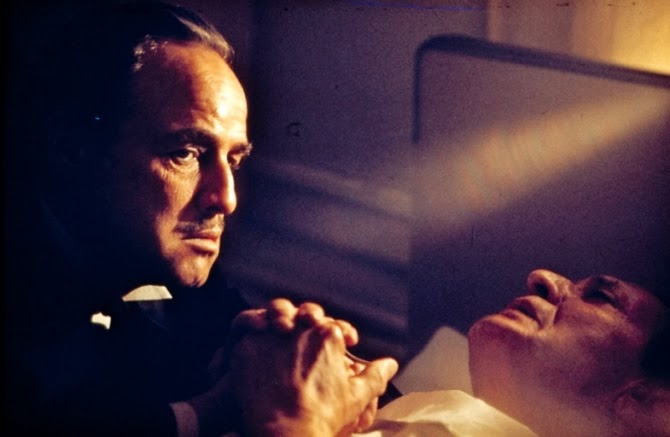 Critics At Large : Cycle of Sin: Christian Themes in The Godfather