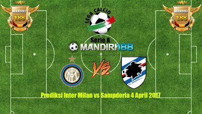 AGEN BOLA - Prediksi Inter Milan vs Sampdoria 4 April 2017