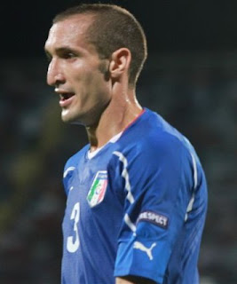 Giorgio Chiellini won 97 caps for the Italian national team but missed out on trophies