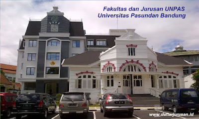 Daftar Fakultas dan Jurusan UNPAS Universitas Pasundan Bandung