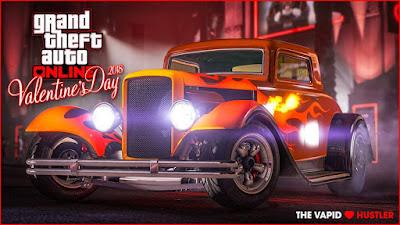 """יום האהבה ב-""""GTA Online"""": רכב חדש, הטבות והנחות!"""