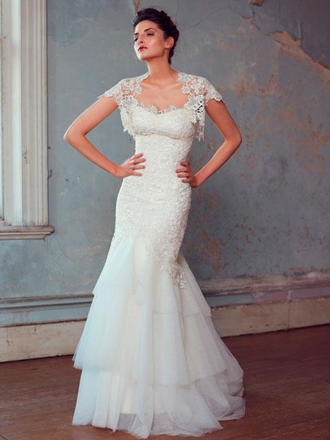Estos hermosos vestidos de novia son una gran alternativa para que puedas  elegir para tu boda soñada si lo combinas con los accesorios y maquillaje  ... e900eb8ab0fb