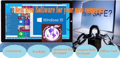 5_Best_free_Software_for_your_new_computer_Technologic world