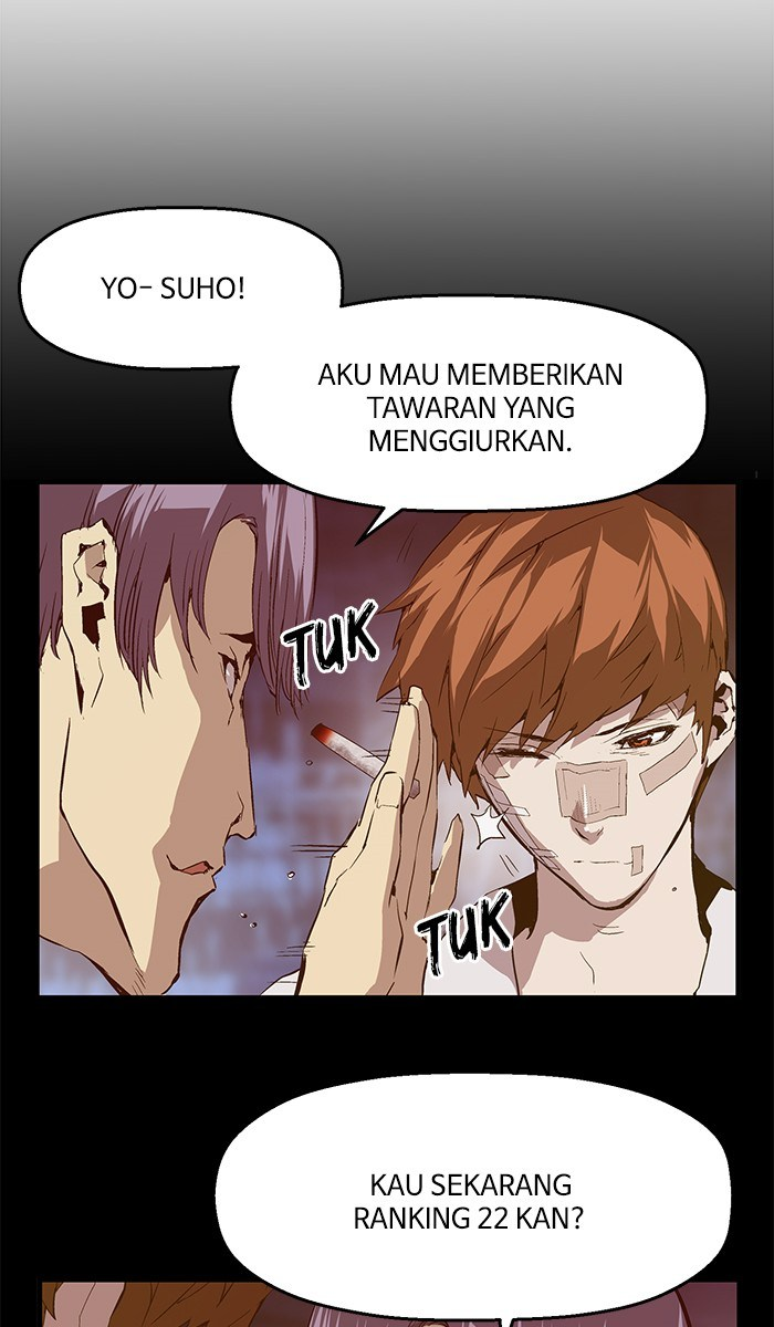 Webtoon Weak Hero Bahasa Indonesia Chapter 32