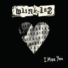 Blink-182 I Miss You Lyrics