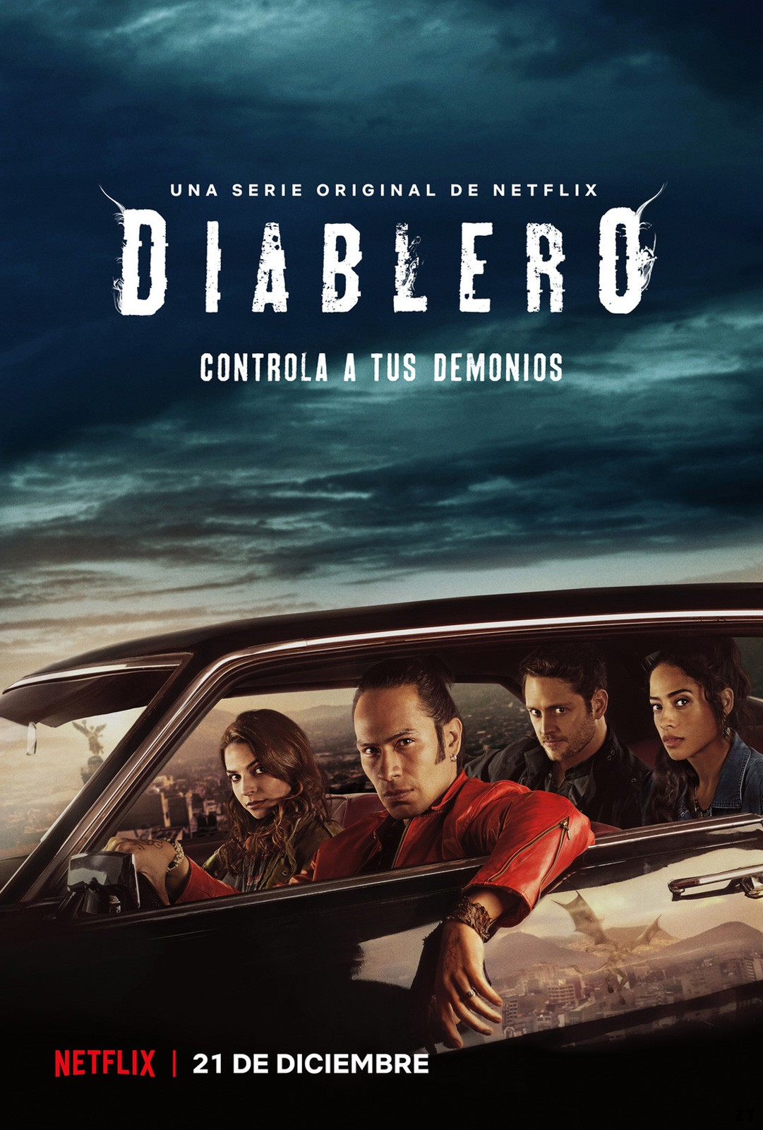 Diablero – Saison 2 [Complete] [Streaming] [Telecharger]