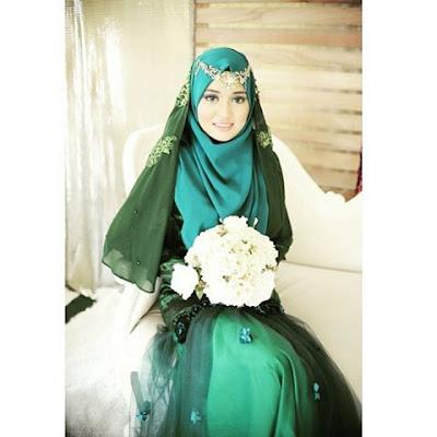Model Gaun Pengantin Cantik dan Elegan