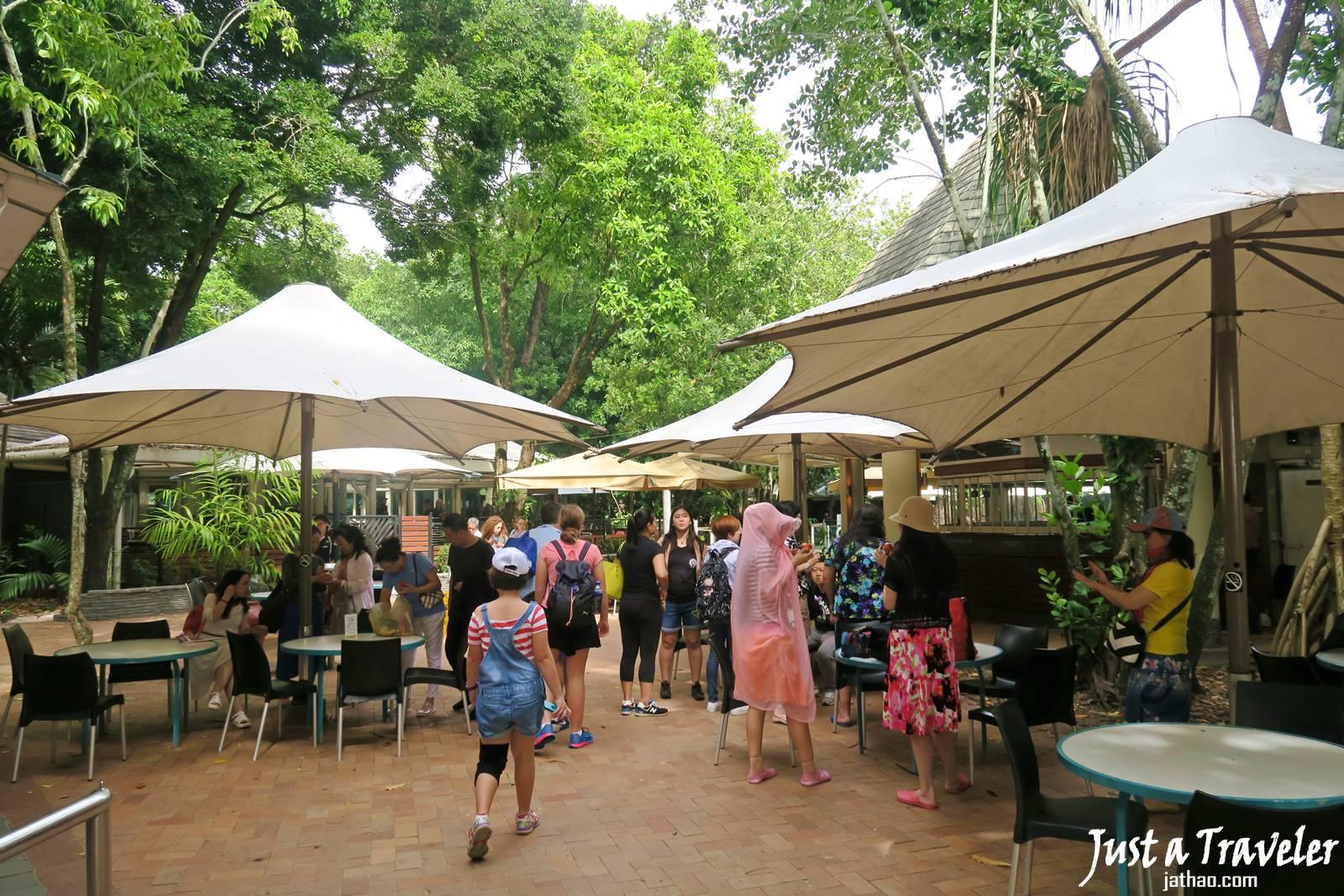 凱恩斯-大堡礁-綠島-度假村-內堡礁-推薦-旅遊-自由行-澳洲-Carins-Great-Barrier-Reef-Green-Island-Travel-Australia