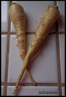 Cooking with Parsnips