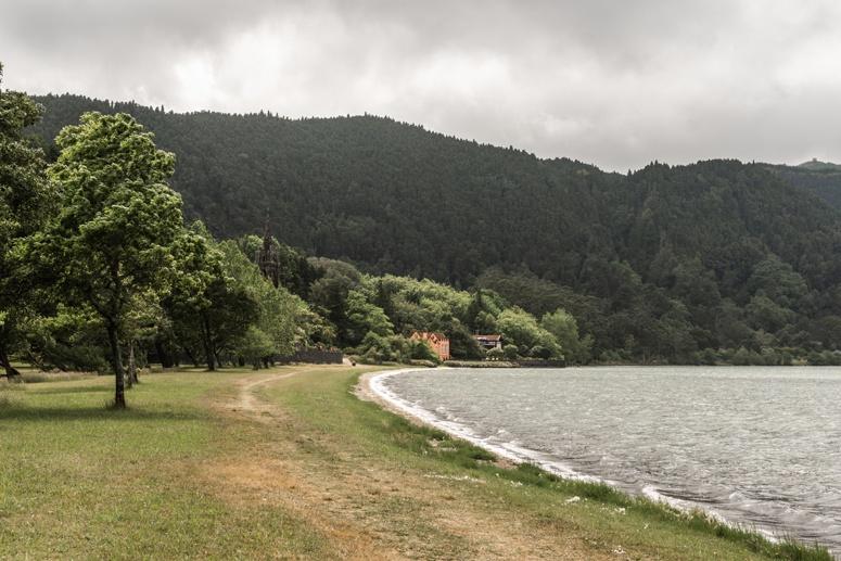 Lagoa das Furnas Sao Miguel