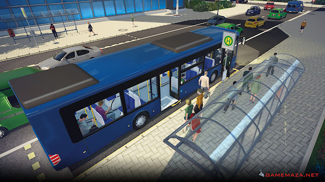 Bus Simulator 16 Gameplay Screenshot 4