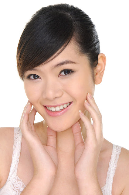 Caring Ways To Tighten Skin, White, Smooth and Younger