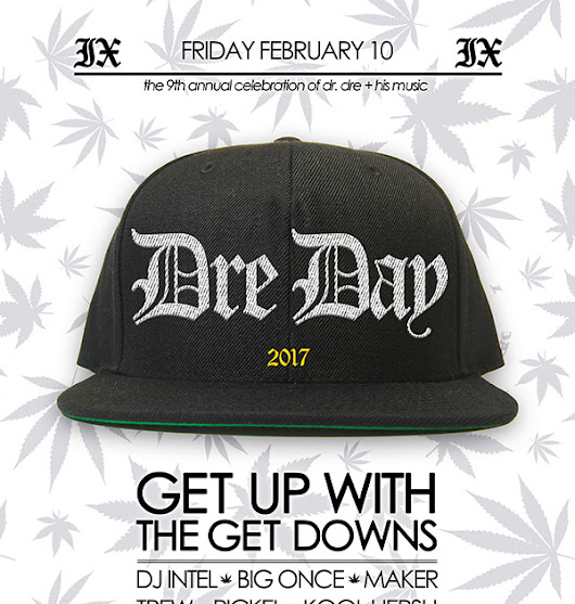 Dre Day Chicago Is Next Friday...