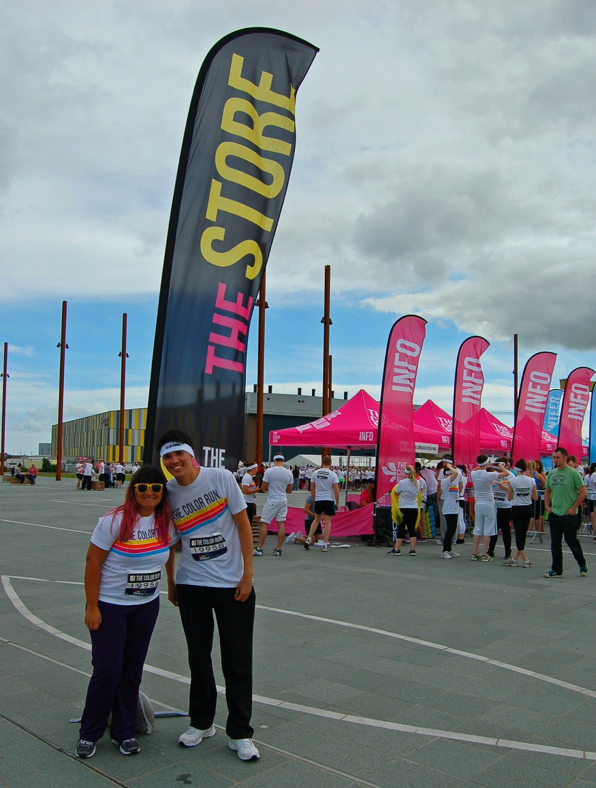 color run em belfast