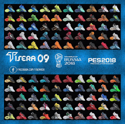 PES 2018 Bootpack v6 AIO World Cup 2018 Edition by Tisera09