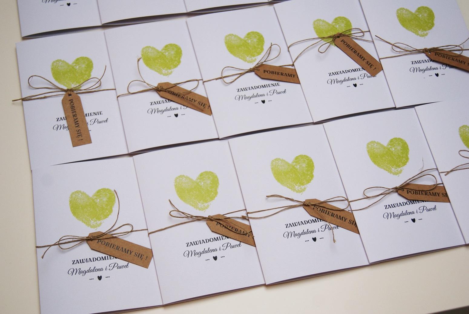 Wedding Project Zaproszenia ślubne Zaproszenia Na ślub